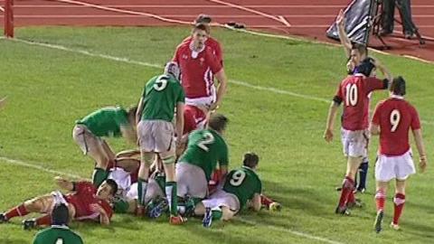 Wales U20 v Ireland U20