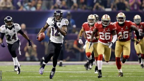 Jones scores his second touchdown