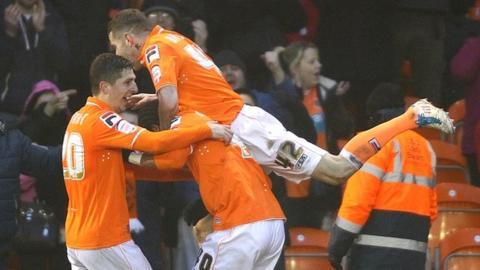 Blackpool winner