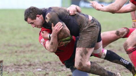 Launceston were beaten by Redruth last week