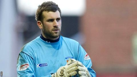Kilmarnock manager Cammy Bell