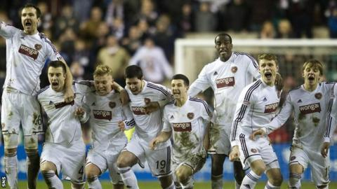 Hearts could be in new hands by next season