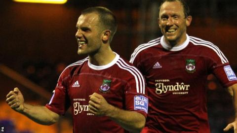 Neil Ashton and Andy Morrell
