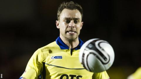 Kilmarnock defender Ryan O'Leary