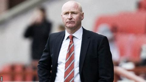 John Brown managed Clyde between 2008 and 2009