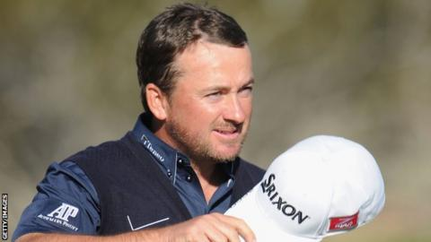 Graeme McDowell lost to Jason Day
