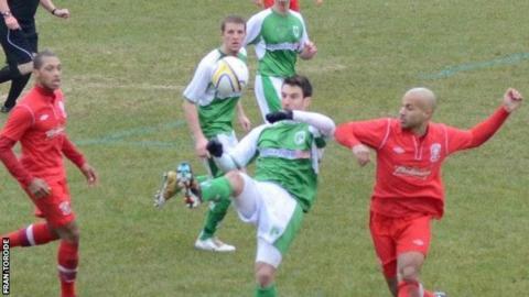 Guernsey FC vs Wembley