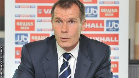 Wales manager Jarmo Matikainen
