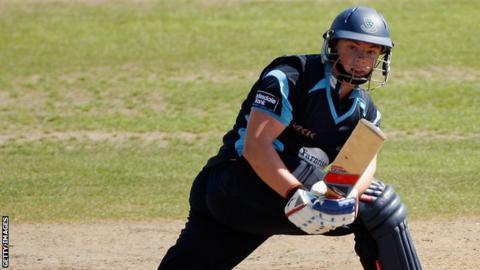Scotland cricketer Matt Machan