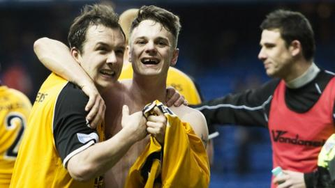 Highlights - Rangers 1-2 Annan Athletic