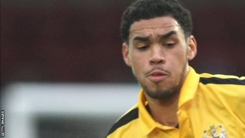 meilleur service 535ee 6bb82 Alfreton sign Jordan Rose from AFC Telford United - BBC Sport