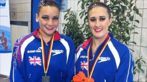 Asha Randall and Katie Clark