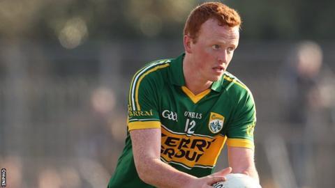 Johnny Buckley of Kerry