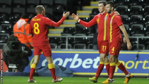 Bellamy, Bale and Ledley