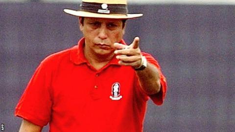 Umpire Nadir Shah