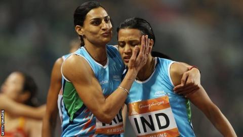 Ashwini Chidananda Akkunji and Mandeep Kaur