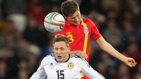 Wales v Scotland 2012