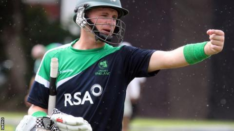 William Porterfield continued his good form in Sharjah
