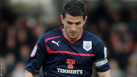 Preston North End captain John Mousinho
