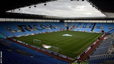 Coventry City to be docked 10 points after High Court hearing