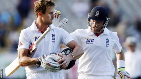 Nick Compton and Ian Bell