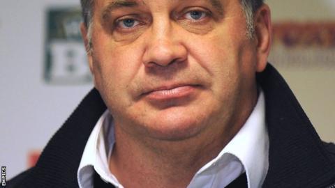 Wigan Warriors head coach Shaun Wane