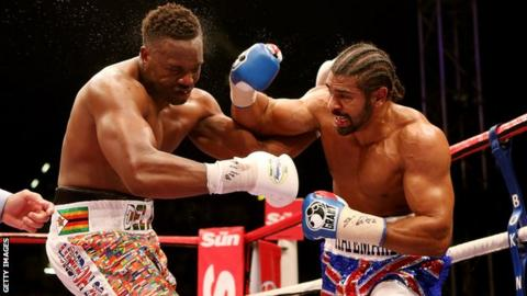 David Haye set to announce next opponent on Thursday