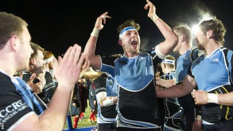 Glasgow scored 51 points to beat Munster on Friday