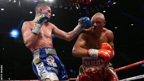 Tony Bellew and Isaac Chilemba