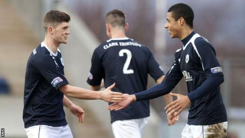 Falkirk are a full-time club in Division One