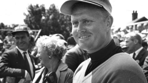 Jack Nicklaus in 1963