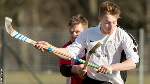 Lovat faced Inverness in the Celtic Society Cup