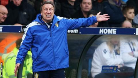 Former Leeds United manager Neil Warnock