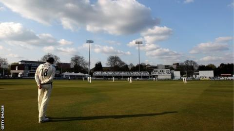 County Ground Essex