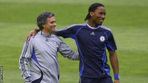 Jose_mourinho and Didier_drogba