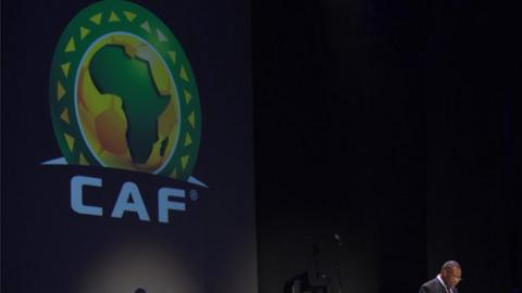 Confederation of African Football logo