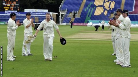 Robert Croft is one of the players Glamorgan will not be able to rely on in the new season