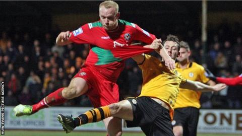 Cambridge versus Newport County