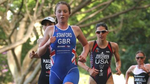 Non Stanford eyes Commonwealth Games triathlon-10,000m double ...