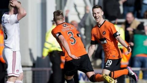 Highlights - Dundee Utd 1-0 Aberdeen