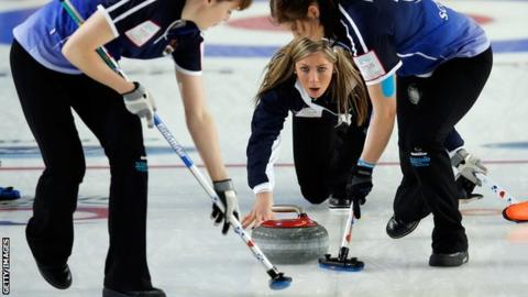 Eve Muirhead is world champion