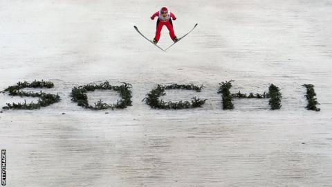 Sochi - Winter Olympics 2014