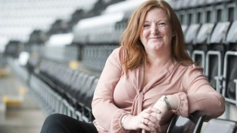 Debra Williams has been appointed to the board of the holding company of the Ospreys.
