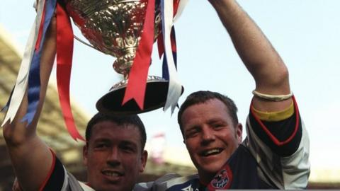 Challenge Cup heroes - Sheffield Eagles