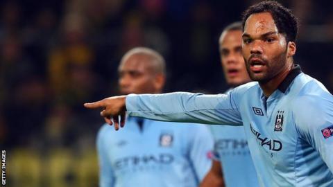 Joleon Lescott; Manchester City