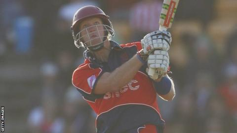 Northants have already signed Cameron White for the FL t20