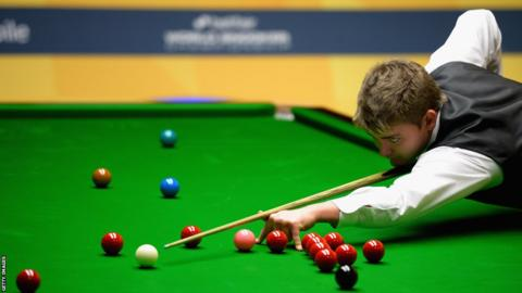 White from Neath, who was making his Crucible debut, beat Williams 10-6