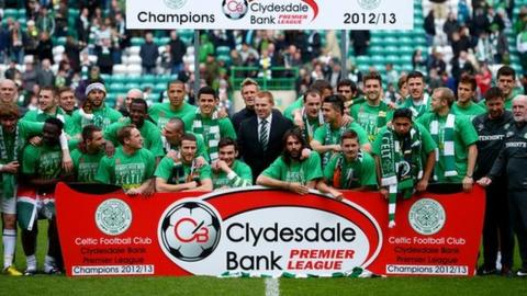 Highlights - Celtic 4-1 Inverness CT