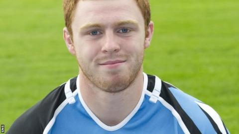Glasgow Warriors' Nick Campbell