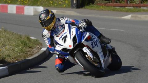Tyco TAS Suzuki rider Guy Martin enjoyed a win and two second places at the Orritor circuit